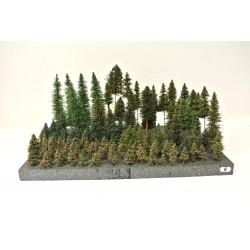 TT/HO - Stromky,les, VÝPRODEJ,3-23cm,106ks (8)