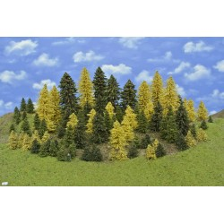 LES HO2, smrky, borovice, 3-20 cm ( HO2)