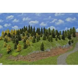 LES N5 ,smrky, borovice, modříny, 3-19 cm (N5)