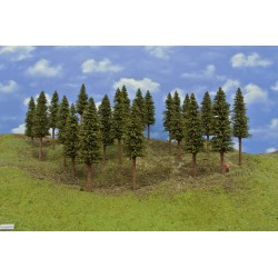 TT - stromy,smrky,výška 14-15cm,20ks (10/S2/TT)
